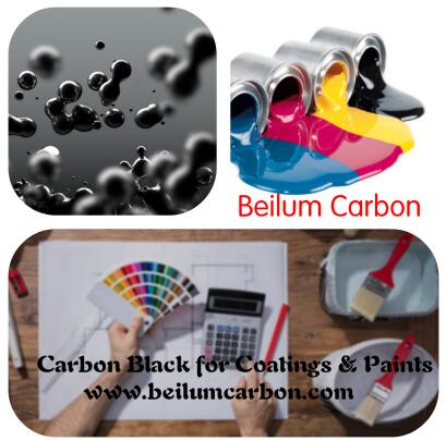 New Pigment Carbon Black: Coatings&Paints application